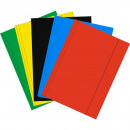 wholesale Gifts & Stationery: folder with a paper eraser a4 starpak mix col foil